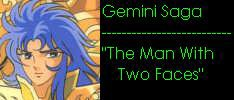 Saint Seiya: Test de personnalité