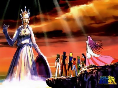 Saint Seiya: Liste des épisodes