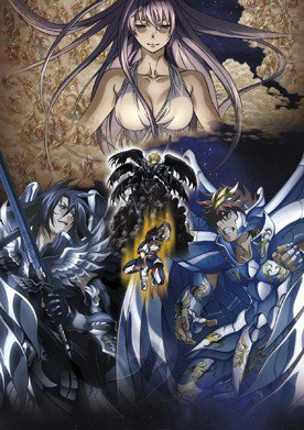 Saint Seiya The Lost Canvas- Meio Shinwa