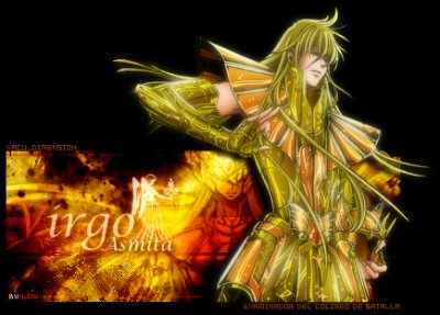 Virgo no Asmita