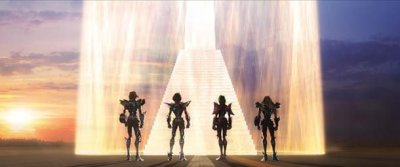 Saint Seiya Movie