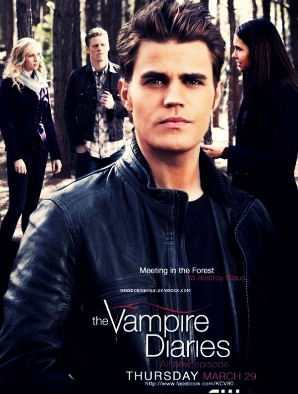 .  16.03 Vidéo promo de l'épisode 3x17 de The Vampire Diaries  .