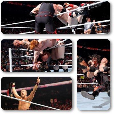 Résumé de Raw du 26 Mars