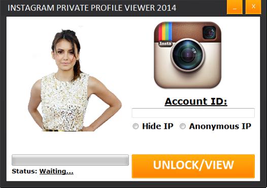 private instagram profiles