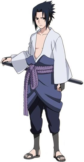 Sasuke Uchiwa.