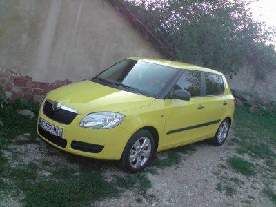 un autre photo de la voiture