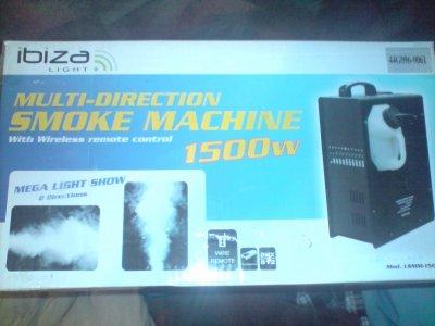 machine à fumée