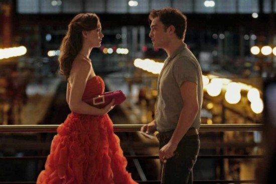 Gossip Girl saison 4 Episode 2 : Blair et Chuck