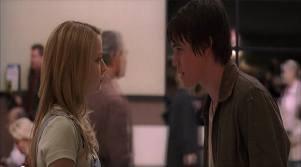 Keith, la scène de l'aéroport : Keith et Natalie