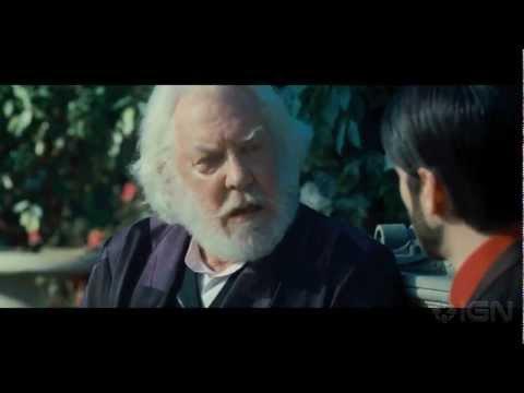 Hunger Games, l'espoir : Président Snow et Seneca Crane