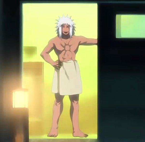 Naruto Shippuden épisode 92 (Jiraiya)