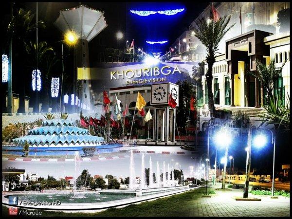 khouribga خريبكة المغرب maroc morocco 2012