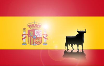 le drapeu espagnol