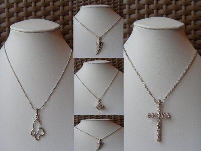 collier pendentifs neuf