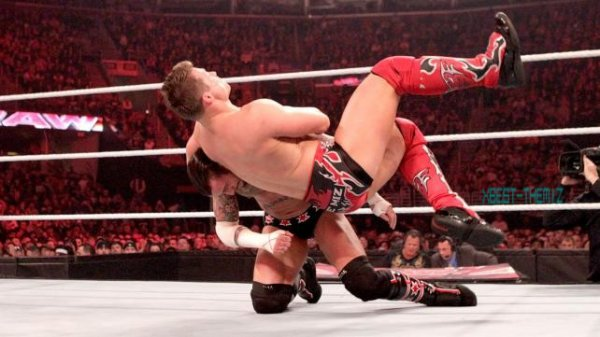 Resultat The Miz du 12 Mars 2012 '' Raw ''