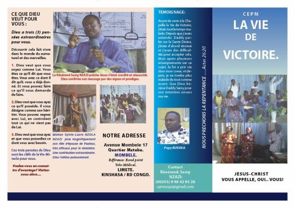 Chapelle la Vie de Victoire