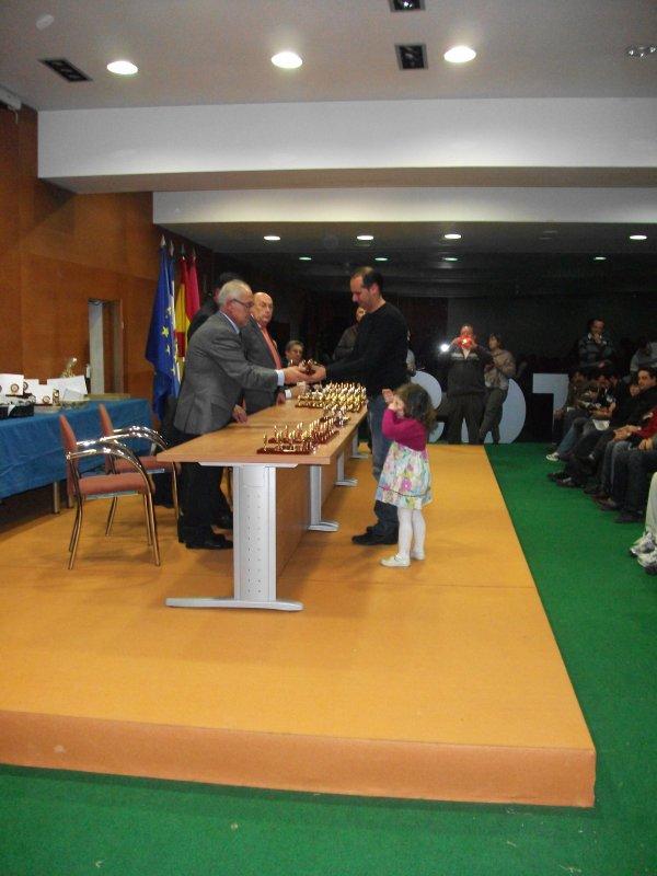 ENTREGA DE PREMIOS FOCDE 2011