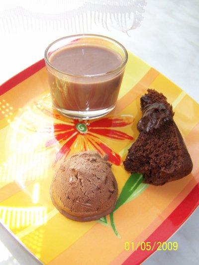 glace au nutella sans sorbetière