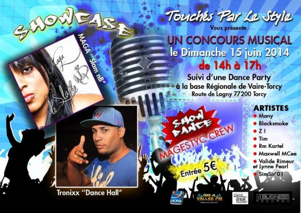 EVENEMENT TOUCHES PAR LE STYLE -  TORCY 77