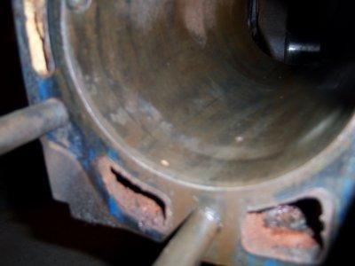 demontage du moteur