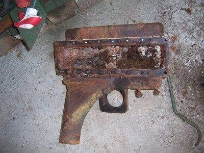 demontage du radiateur