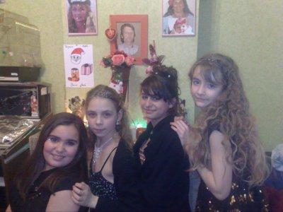 moi ma cousine ma soeur et ma cousine