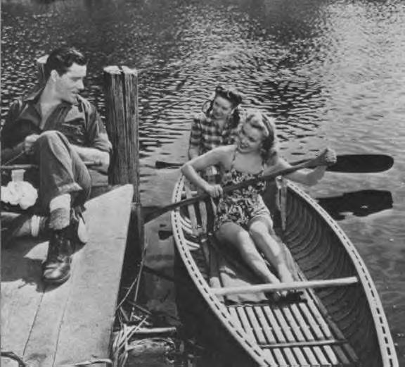 SCUDDA HOO ! SCUDDA HAY ! - Bagarre pour une blonde (1947)