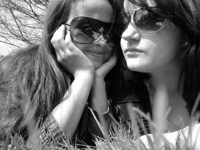 Elodie & Marie-Charlotte.♥