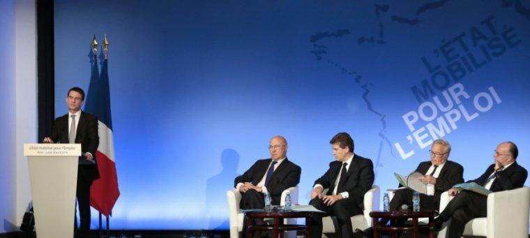 """Pacte de responsabilité : """"l'Etat doit impulser le mouvement """""""