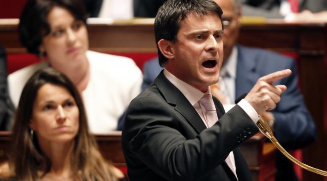 """Manuel Valls : """"Le vote d'hier est un acte fondateur"""""""