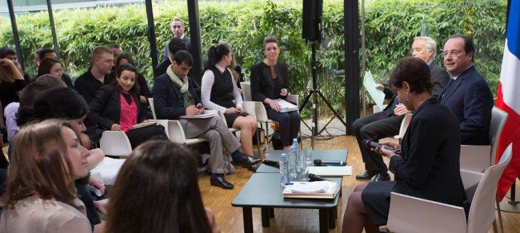 L'apprentissage et l'alternance : leviers prioritaires pour l'emploi des jeunes