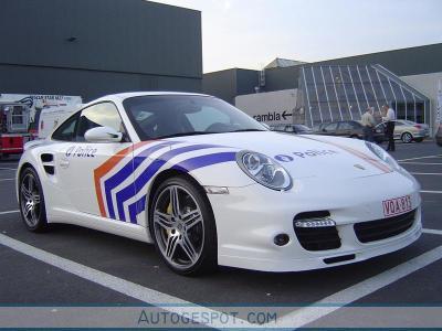 porsche de police belge ;-) - voiture : concept , classic et sport