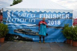 Ultra Marin-Raid du Golfe du Morbihan 2018.(CR)