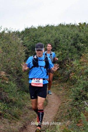 Trail à Telgruc