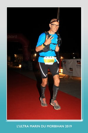Finisher de l'ultra marin 2019 (177 kms)