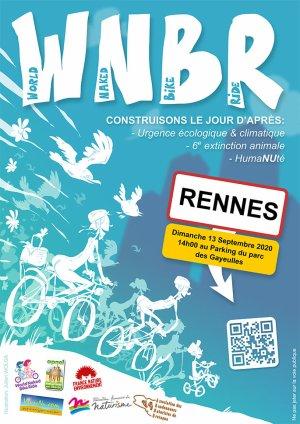 Cyclonudista (WNBR) Rennes 2020