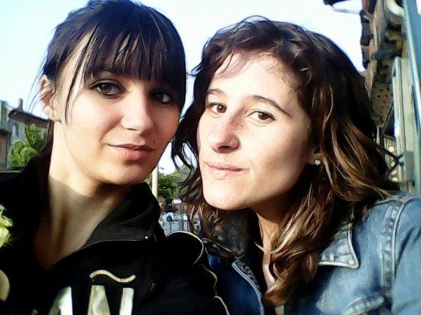 Marjorie & Julie ;) <3