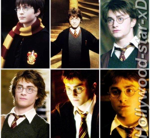 * - L'évolution de Daniel Radcliffe !    *