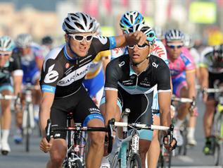 Tour du Qatar :Haussler met la pression sur Boonen