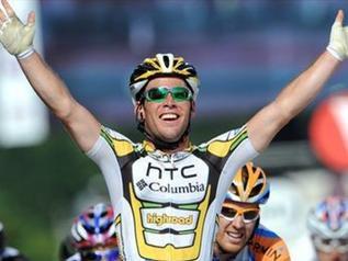 Tour of Oman : Cavendish, première