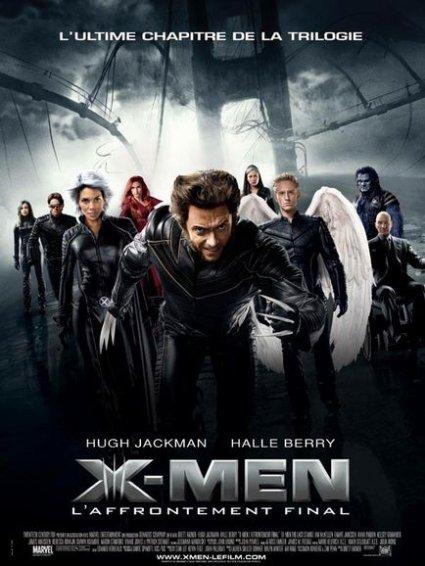 X-men (1-2-3-4-5)