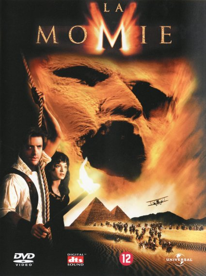 LA MOMIE (1-2-3)