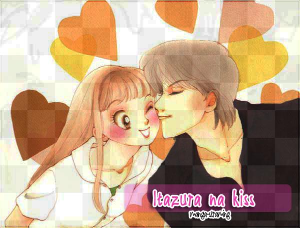 Itazura na Kiss (イタズラなKiss)