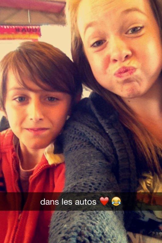 mon cousin, mon bonheur, 9ans et demi ♥