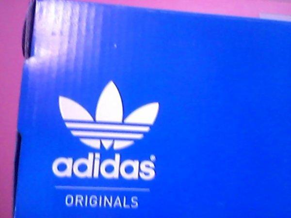 Haul achat chez Adidas ! ( Zx Flux k rose fluo je les adore )