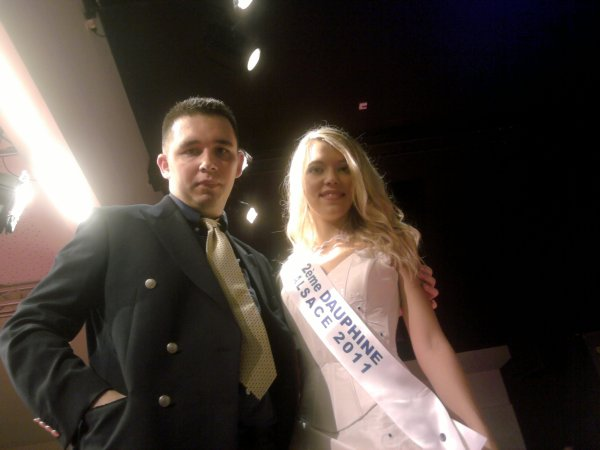 Election de Miss Alsace 2011