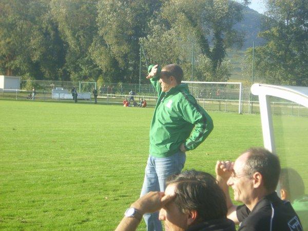 ASE Issenheim - SR Colmar - 6e tour de Coupe de France