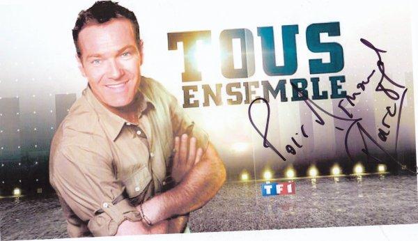 Autographe de Marc-Emmanuel