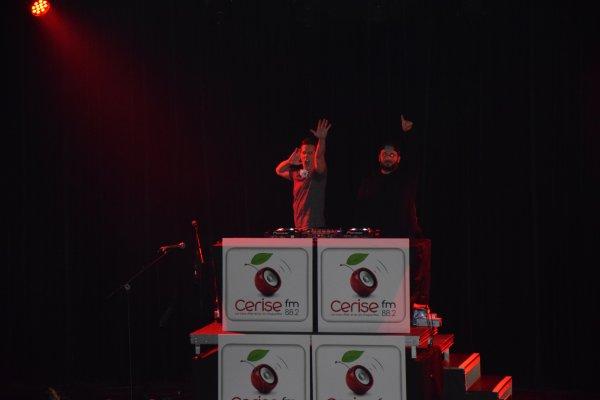 Concert Collectif Métissé, Tibz, LikesBerry, Merwan Rim et Brice Conrad