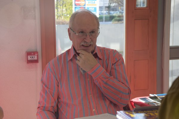 Bédéciné 2015 à Illzach - Marcel Uderzo